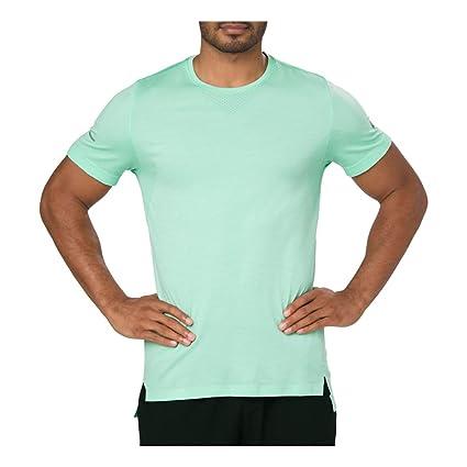 20493ae7b4f7 Amazon.com  ASICS Men  Seamless Short Sleeve  Sports   Outdoors