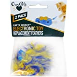 OurPets PlayNSqueak Catty Whack Replacement Feathers