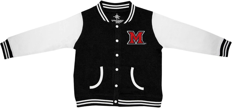 Creative Knitwear Miami University Redhawks Varsity Jacket