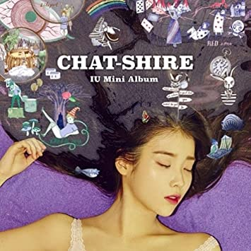 IU [CHAT SHIRE] 4th Mini Album CD+Booklet+Tracking Number K-POP SEALED