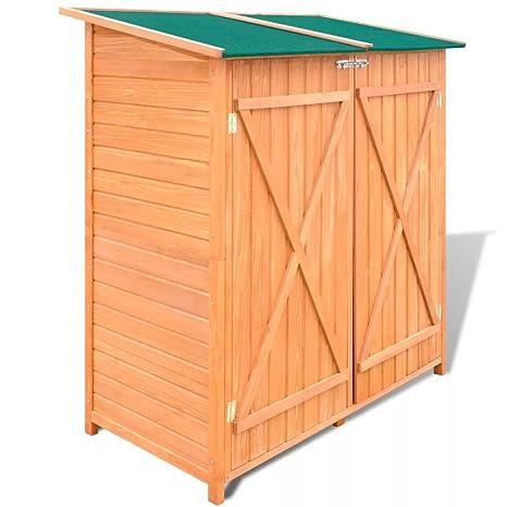 xings huoon Line Cobertizo caseta jardín Armario Dispositivo Dispositivo Mueble Jardín Cobertizo