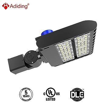 LED Aparcamiento Luz Calle zona luz Lumileds 3030 LED luz 130 lúmenes a W 5700 K ...