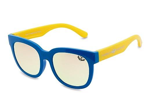 Gafas de sol para niño niña MOSCA NEGRA modelo NEW YORK Blue ...