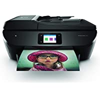 HP Envy Photo 7830 - Impresora multifunción tinta, color, Wi-Fi, Ethernet, compatible con Instant Ink (Y0G50B)