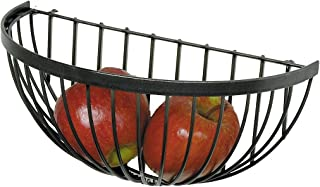 product image for Enclume Wire Fruit Basket, Hammered Steel