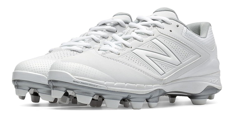 (ニューバランス) New Balance 靴シューズ レディースソフトボール Low Cut 4040v1 Plastic Cleat White ホワイト US 10 (27cm) B014I8R97Q