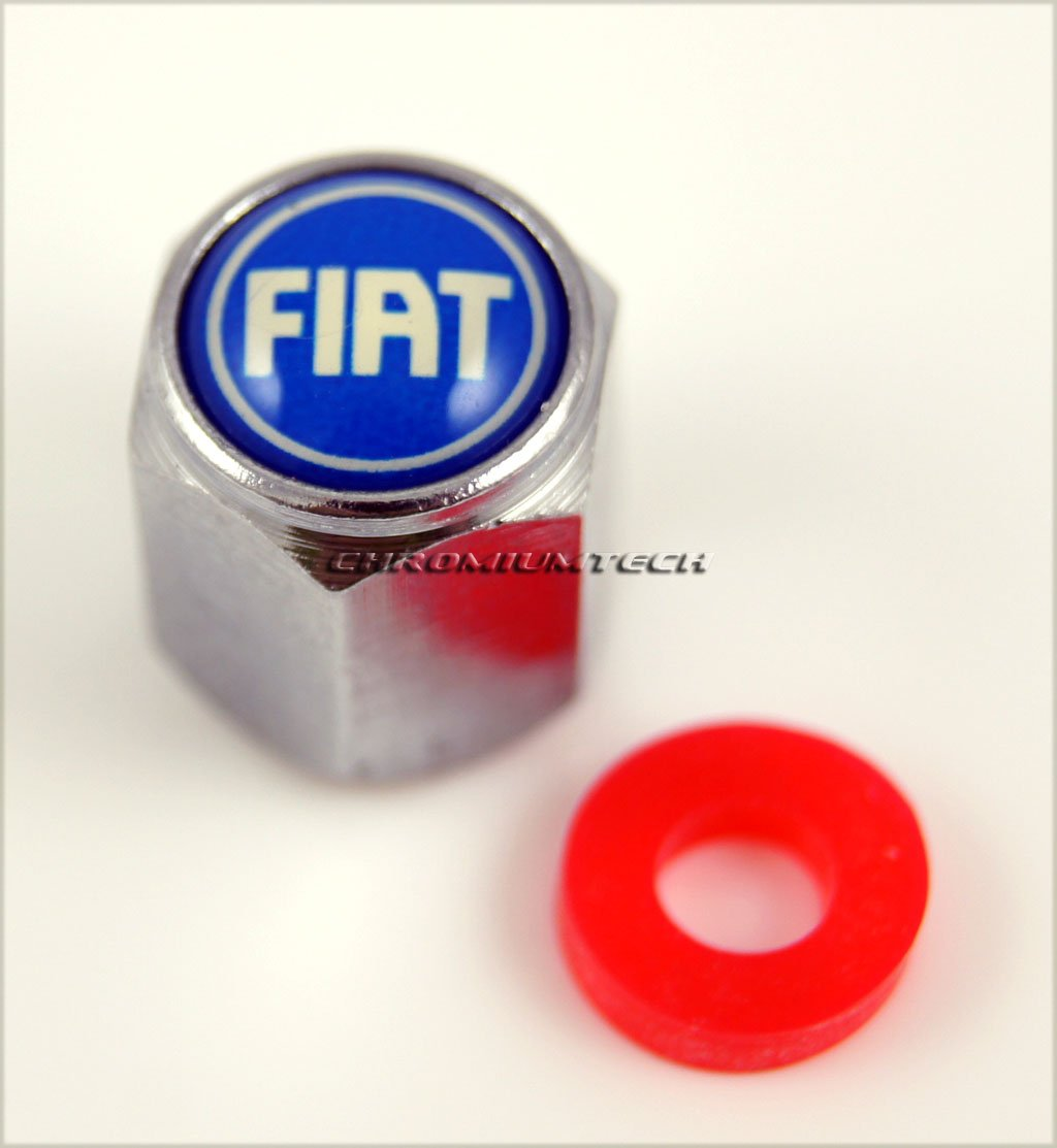 CT Bouchons de Valve de Pneu Fiat