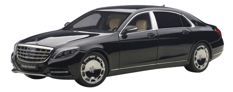 Autoart – 76293 – Mercedes-Benz Maybach S Klasse S600 – 2015 – Echelle 1/18 – Schwarz