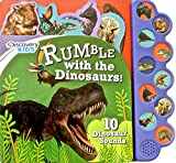 img - for Discovery Kids Dinosaurs Rumble Sound Book (Discovery 10 Button) book / textbook / text book