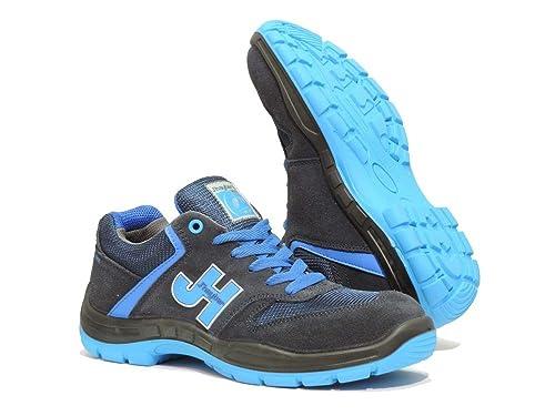 J Hayber Works 85600-2 - Calzado de seguridad Casual sport Style S1P SRC