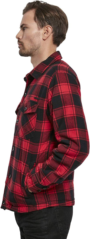 Gr/ö/ße S bis 7XL Jacke im Holzf/ällerdesign Brandit Lumberjacket