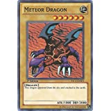 YU-GI-OH! - Meteor Dragon (PRC1-EN001) - 2012 Premium Tin - 1st Edition - Super Rare