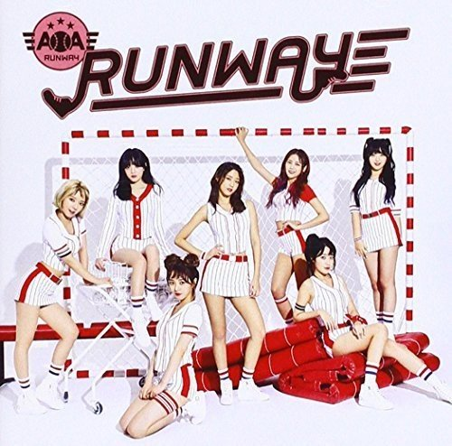 CD : Aoa ( Ace of Angel ) - Runaway (Hong Kong - Import, 2PC)