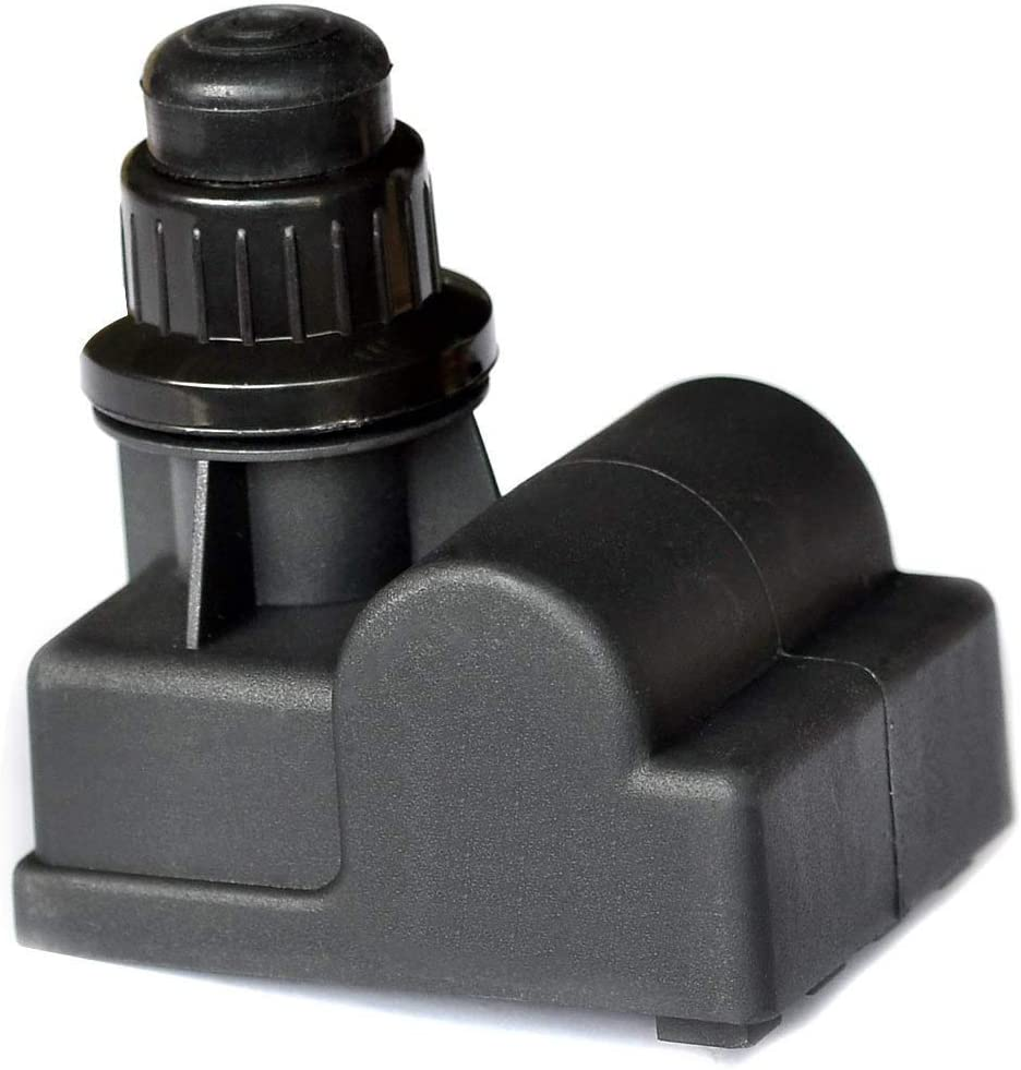 Hongso IBC350 (6 Outlets) Push Button Ignitor for Amana, Uniflame, Surefire, Charmglow, Charbroil, Centro, Brinkmann, BBQ Pro, Bakers & Chefs Model Grills, Spark Generator Replacement