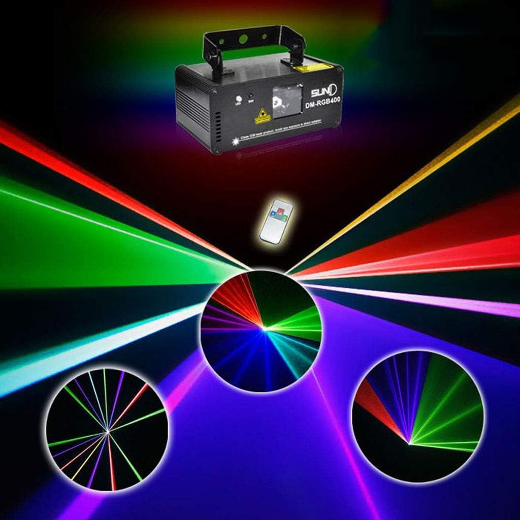 Bar Ktv Stage Lights Voice-activated Line Beam Lights Scanning Lāsěr Lights LED RGB Lāsěr Lights Disco Lights