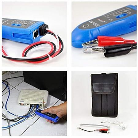 Pleasant Professional Noyafa Nf 806 Network Telephone Wire Tracker Rj45 Rj11 Wiring Digital Resources Funapmognl