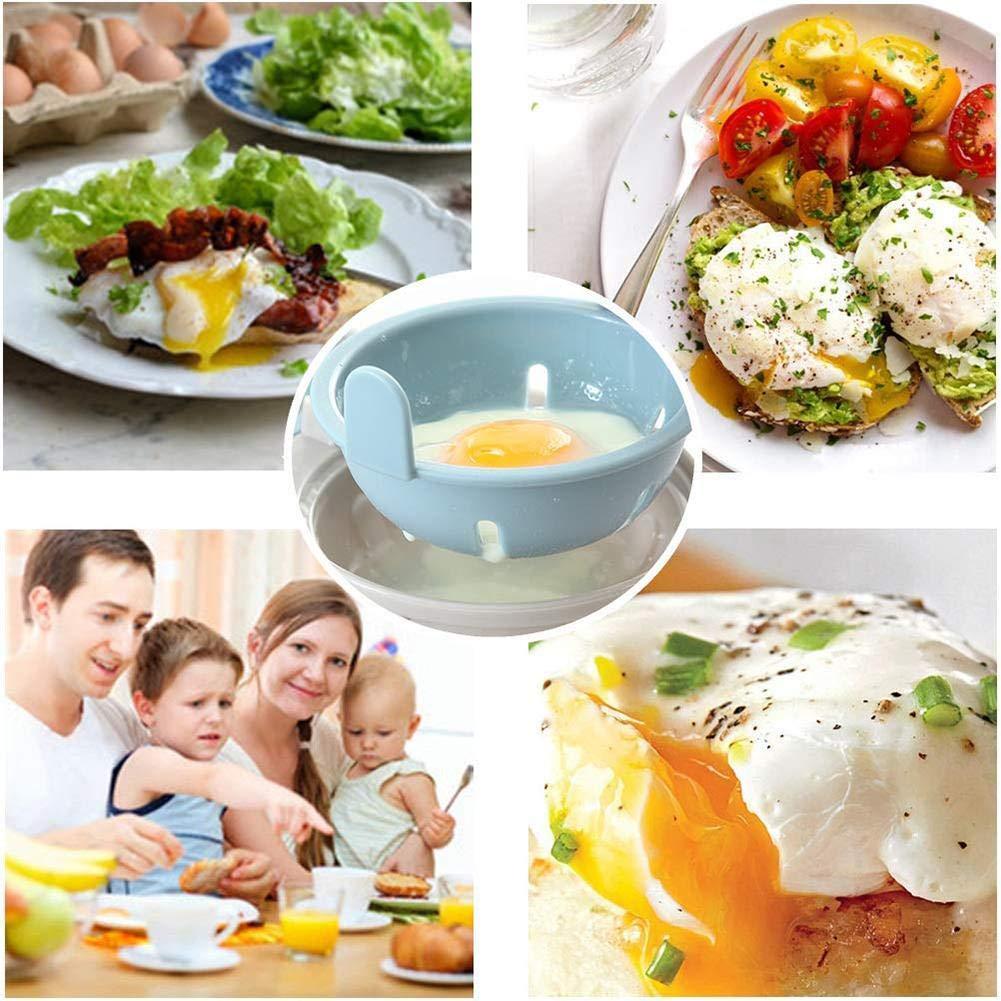 Escalfadores De Huevos 2 Capa Egg Poacher, Cocina De Huevos ...