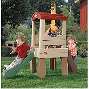 Amazon.com: Toddler Outdoor Playset For Toddlers Indoor Climber ...