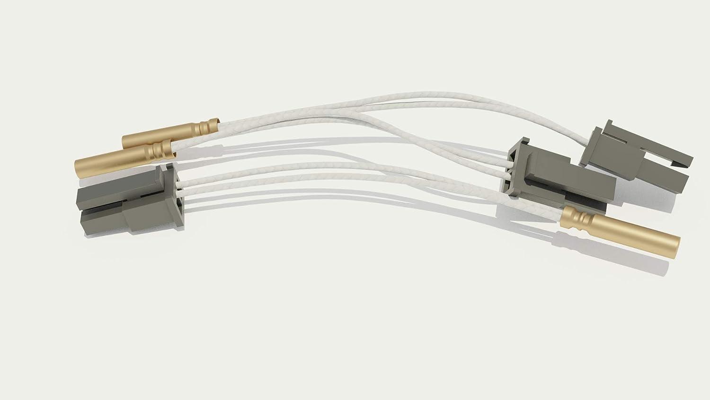 Thermistor NTC 100K B3950 Latón Sensor de temperatura del cartucho ...