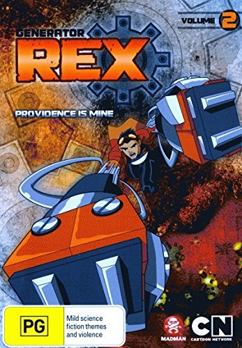 Generator Rex - Providence is Mine [Vol 2] [NON-USA Format / PAL / Region 4 Import - Australia] ()