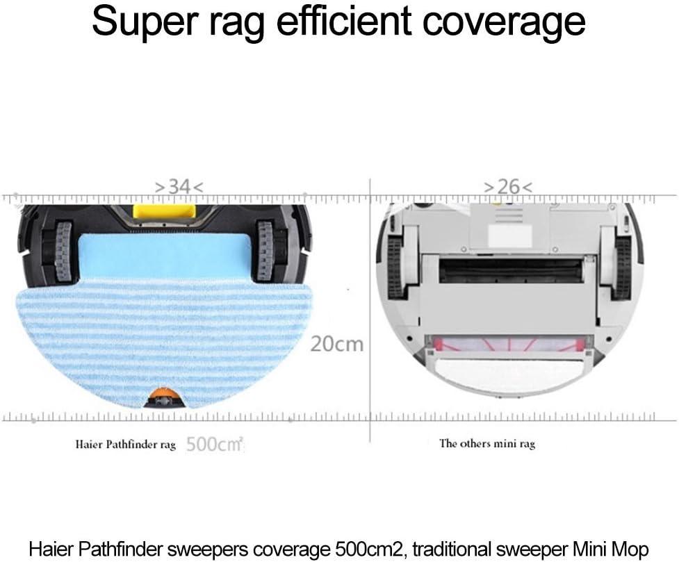 Haier T320 - Robot Aspirador 90 Min (120m² Cobertura de Limpiar ...