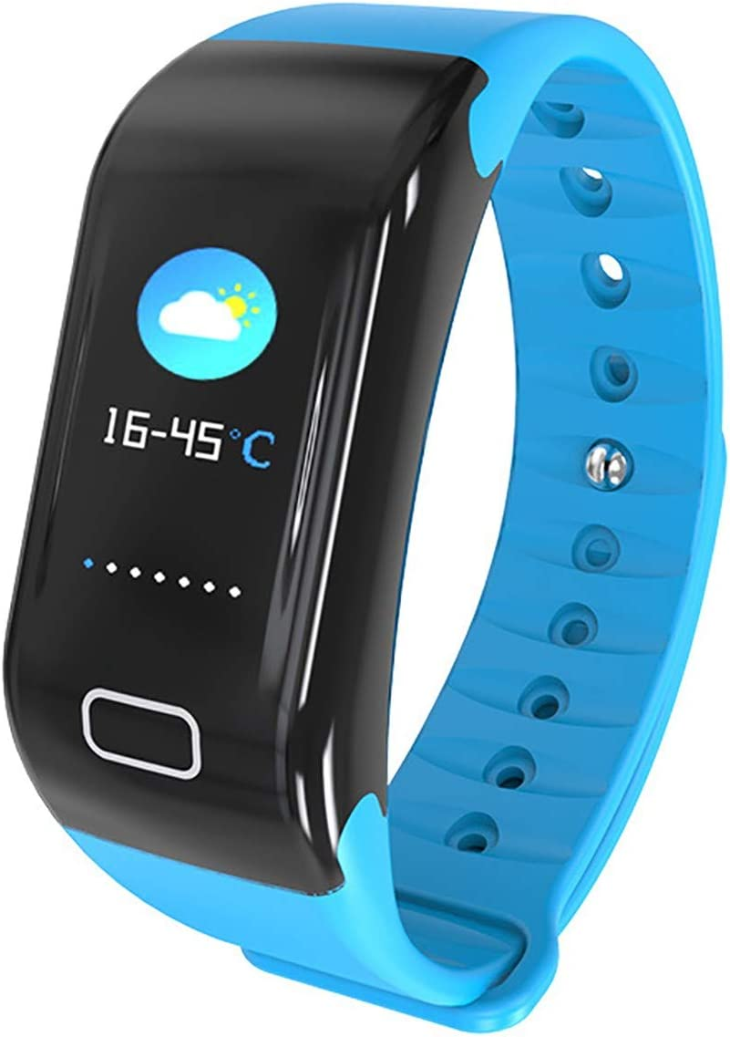 L.Z Fitness Tracker, Smart Band Calorie Counter, Calorie Step Counter Watch para niños Mujeres Hombres Compatible Android iPhone Smartphone: Amazon.es: Productos para mascotas