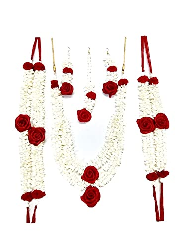 Flower Jewellery By Urban Sigma Artificial Gajra Flower Jewellery