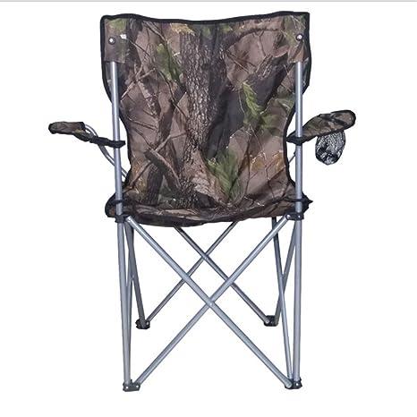 Gghy-camping tables Camuflaje al Aire Libre Sillón Grande ...