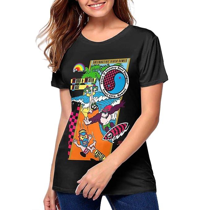 Amazon.com: Ghyrshgryus T&c Surf Designs - Camiseta para ...