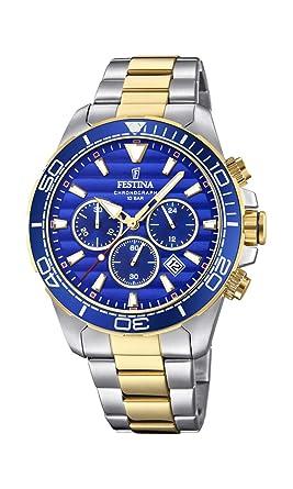 55dd6d30647 Festina Horloge F20363/2: Amazon.fr: Montres