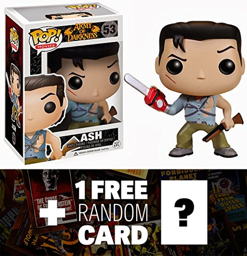 Ash-Funko-POP-Horror-Movies-x-Evil-Dead-Vinyl-Figure-1-FREE-Classic-Sci-fi-Horror-Movies-Trading-Card-Bundle-34072