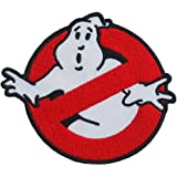 """Set of 2 GHOSTBUSTERS-Spengler Screen Accurate 4/"""" Patch Set GBPA-Set-2"""