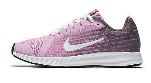 Nike Downshifter 8 (GS), Zapatillas de Deporte para Mujer: Amazon.es: Zapatos y complementos