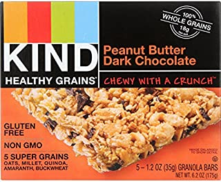 product image for Kind Bar - Granola - Healthy Grains - Peanut Butter and Chocolate - 5/1.2 oz - case of 8