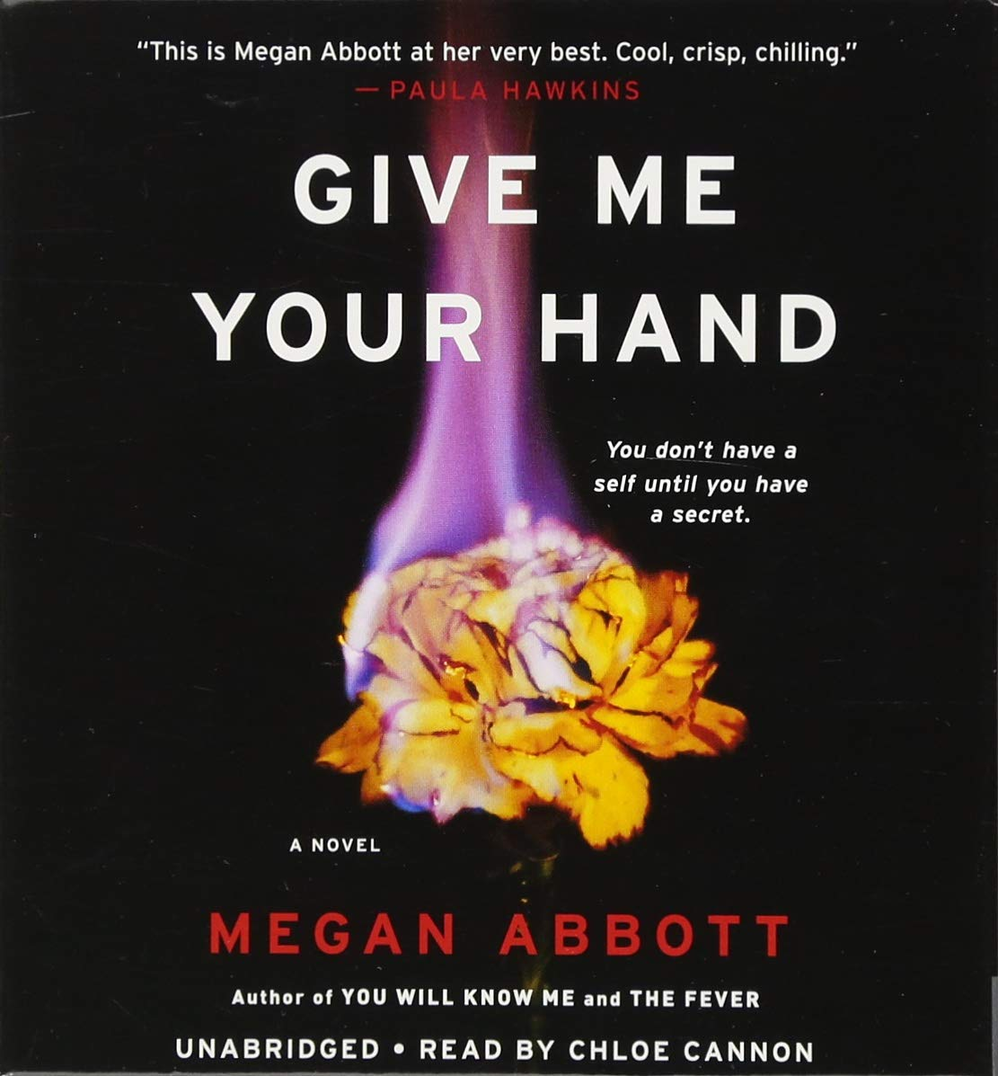 f1ff90be9272 Give Me Your Hand  Megan Abbott