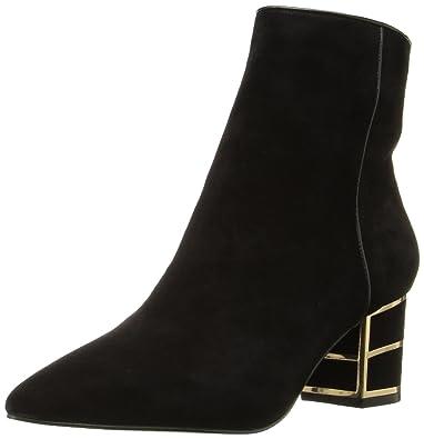 Amazon.com | STEVEN by Steve Madden Women\'s Bailei Ankle Bootie ...