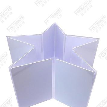 Amazon.com : Fongwah 40pcs NTAG216 Blank NFC PVC IC Card ...