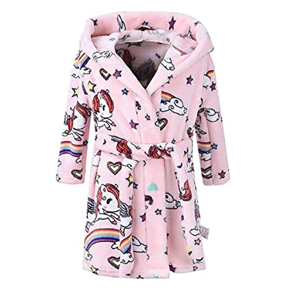 ddbbd0c290 Amazon.com  Aritone 1-8 Years Baby Boys Girls Hoodie Flannel ...