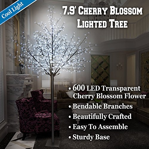 Led Cherry Light Tree in US - 5