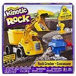 Kinetic Rock - Rock Crusher Playset