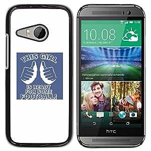 Be Good Phone Accessory // Dura Cáscara cubierta Protectora Caso Carcasa Funda de Protección para HTC ONE MINI 2 / M8 MINI // Quote Party Frat Uni