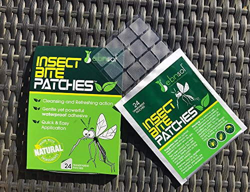 After Insect Bite Patches™ - Natural After Insect Bite Cosmetic Patches ● Reduce Appearance of Redness & Itching ● Protect Affected Area ● 100% Satisfaction Guarantee by ebnsol (Image #3)