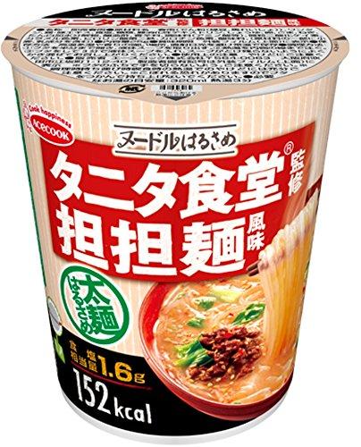AceCook Noodle Harusame Tanita Restaurante Tan Tan Ramen 41g × 6 Japan Cup Noodles