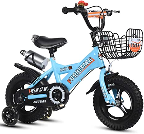 Dsrgwe Bicicleta niño, Bicicletas niños, niños Bici de la Vespa de ...