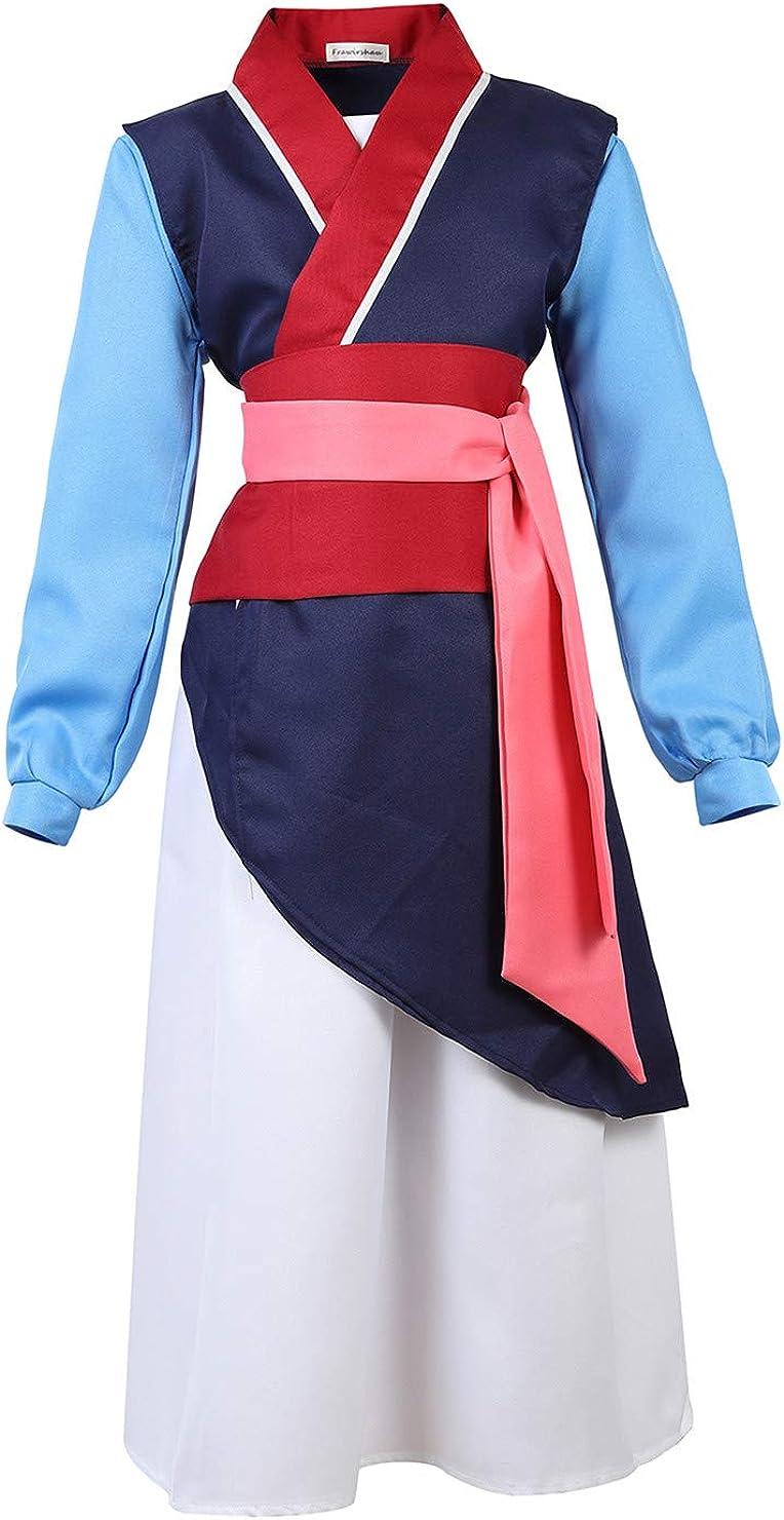 Mulan Costume for Girls