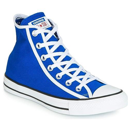 Converse Chuck Taylor All Star Gamer Canvas HI Sneaker Herren Blau Sneaker High