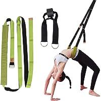 JULY'S SONG Yogagordel stretchband beenstretcher stretch band beenspreider voor yoga, ballet, gymnastiek training