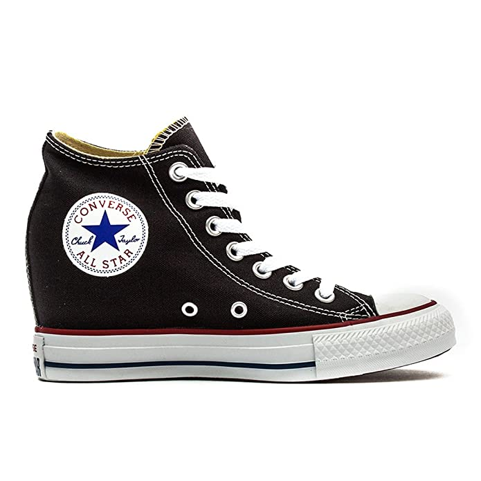 | Converse Women's Chuck Taylor Lux Mid Casual Shoe | Fashion Sneakers