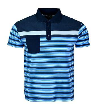Funda para Camisas de Polo, para Hombre con diseño de Rayas y ...