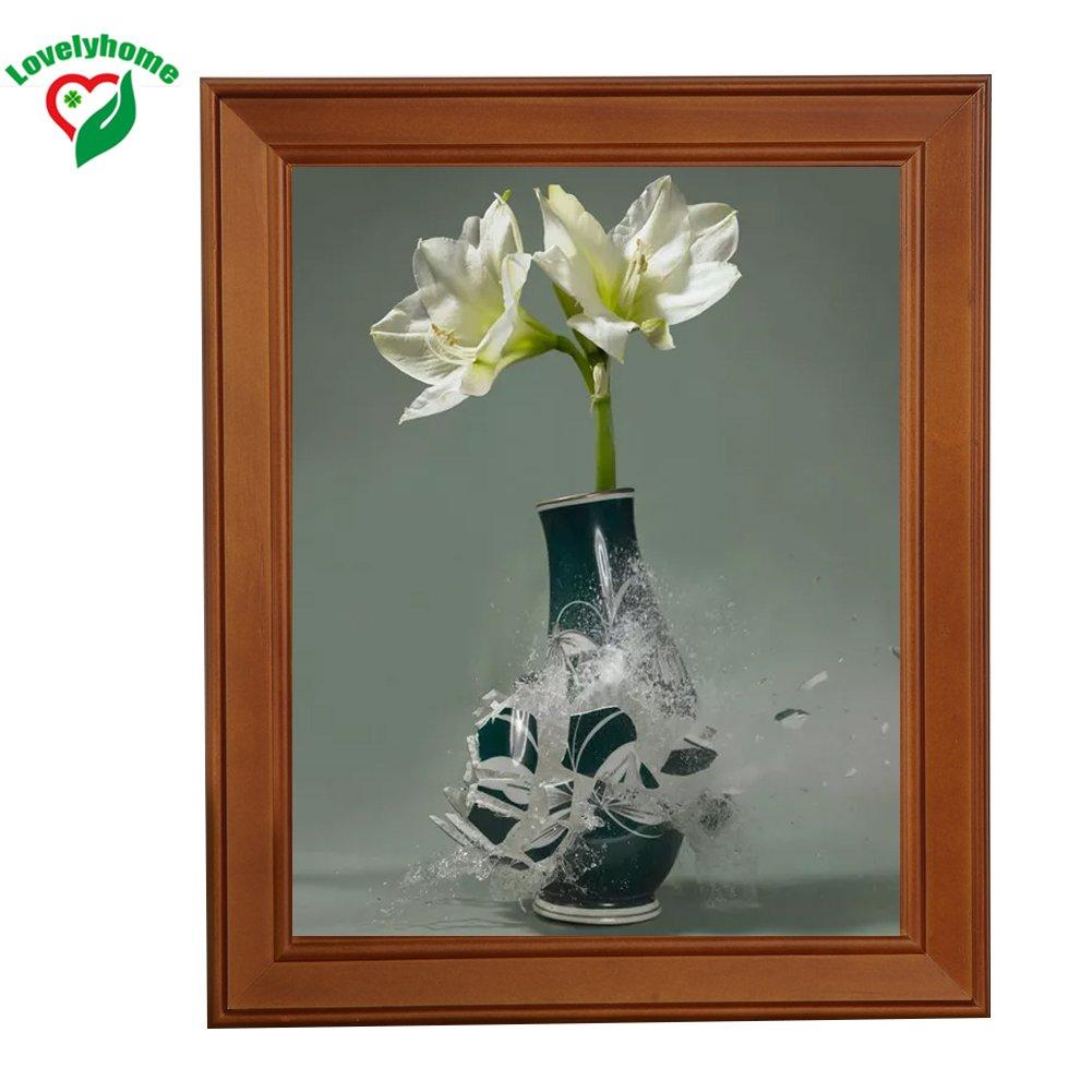Walnuss 20,3 x 25,4 cm Wand Creative Bild Rahmen, Bilderrahmen aus ...